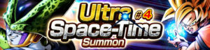 dragon ball legends summon ultra space time 4