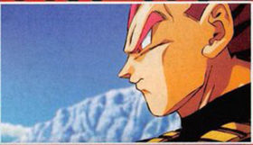 dragon ball super broly vegeta super saiyan god