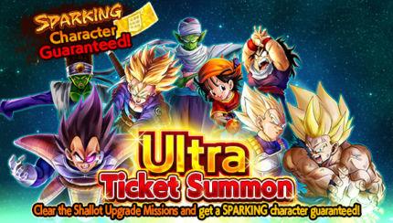 ultra ticket summon