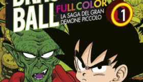 dragon ball fullcolor volume 1 saga del gran demone piccolo