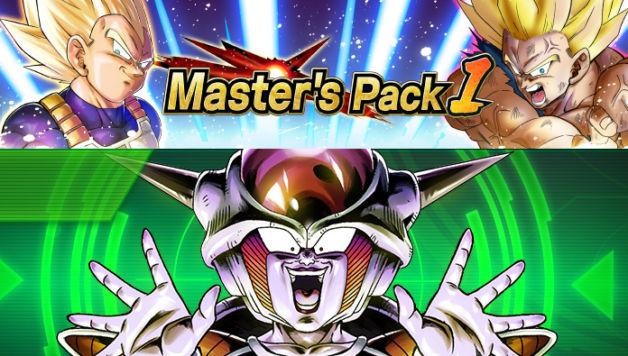 dragon ball legends master pack