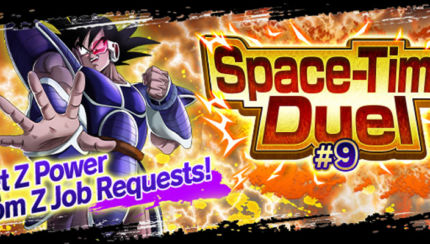 dragon ball legends space time duel 9