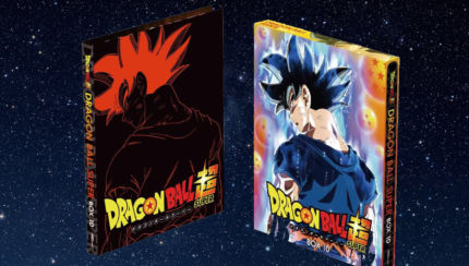 dragon ball super box 10 bluray