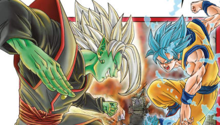 dragon ball super volume 5