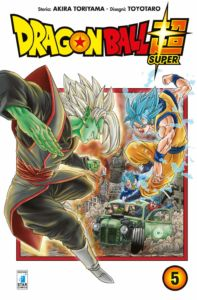 dragon ball super volume 5