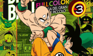 dragon ball full color volume 3 saga grande demone piccolo