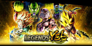 dragon ball legends yellow summon