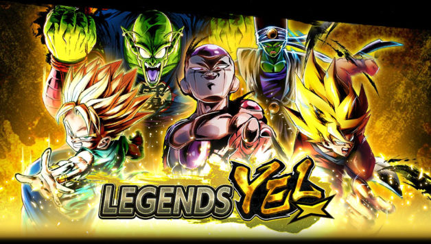 dragon ball legends yellow summon