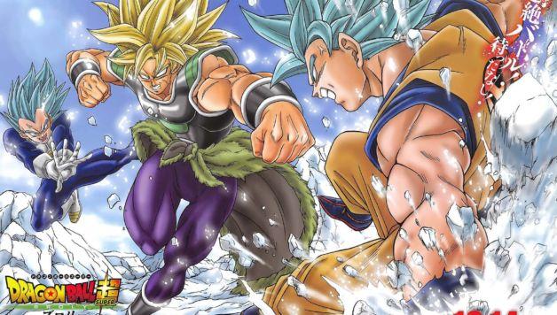 Dragon Ball Super: Broly, uno speciale di un'ora su FujiTV
