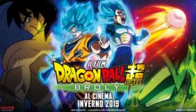 dragon ball super broly cinema italia