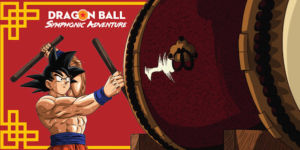 dragon ball symphonic adventure milano