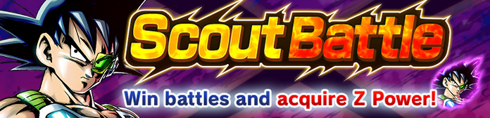 scout battle bardock