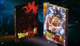 Dragon Ball Super Box 11 Bluray contents