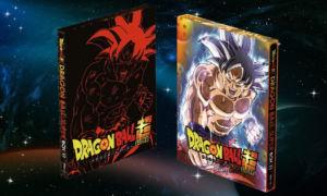 Dragon Ball Super Box 11 Bluray contents