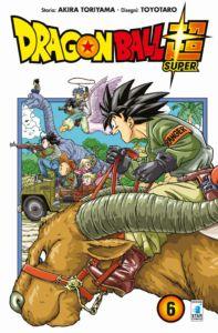 Dragon Ball Super, disponibile in Italia il sesto volume del manga