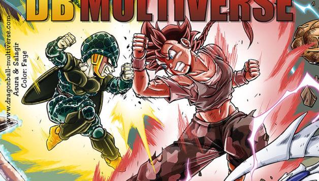 Dragon Ball Multiverse Capitolo 66