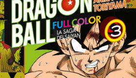 dragon ball full color saga dei saiyan 3