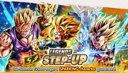 DB Legends, disponibile Legends Step-Up 3, Event Kakarot, Space-Time Duel 25