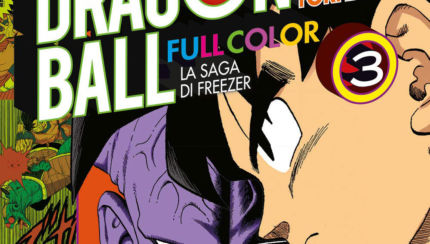 DB Full Color Volume 3 (La Saga di Freezer)
