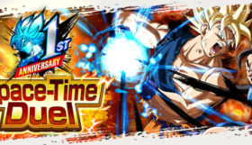 DB Legends, disponibile Super Space-Time Duel