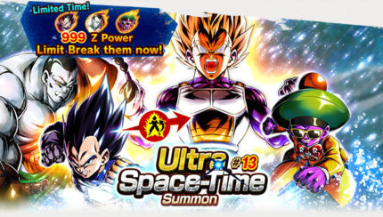 DB Legends, Ultra Space-Time Summon 13 e Wish Upon a Star