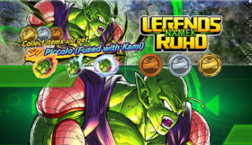 DB Legends, disponibile Legends Road Namek