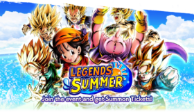 DB Legends, disponibile Legends Summer Festival