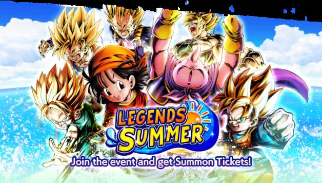 DB Legends, disponibile Legends Summer Festival