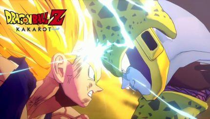 Dragon Ball Z: Kakarot, Teaser sulla saga di Cell