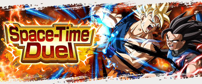 The Super Space-Time Duel #31