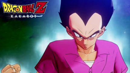 dragon ball z kakarot vegeta badman