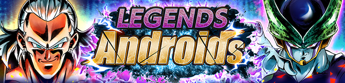 legends androids vol 3