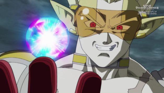 super dragon ball heroes sinossi episodio 16