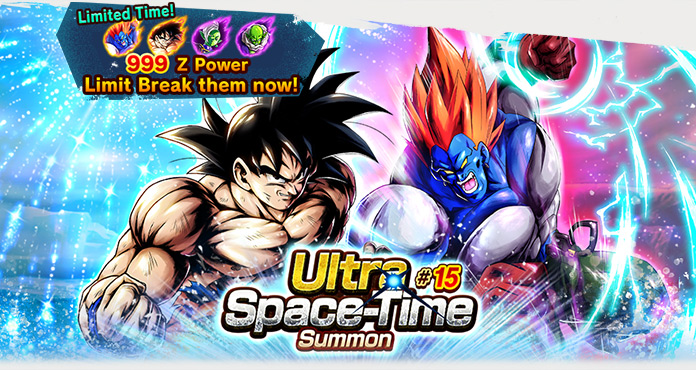 Ultra Space-Time Summon #15