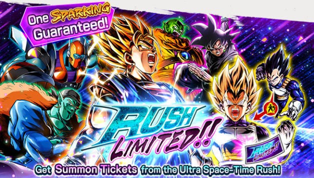Ultra Space-Time Rush Limited