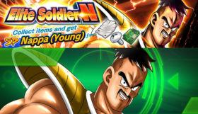 Dragon Ball Legends Elite Soldier N
