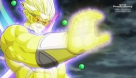 super dragon ball heroes episodio 17